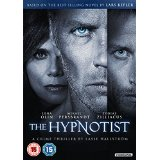Packshot of The Hypnotist on DVD
