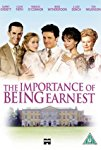 The Importance Of Being Earnest packshot