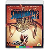 Packshot of The Incredible Shrinking Man on Blu-Ray