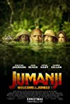 Jumanji: Welcome To The Jungle packshot
