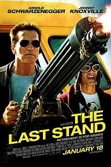 The Last Stand packshot