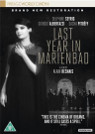 Last Year In Marienbad packshot