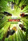 The Lego Ninjago Movie packshot