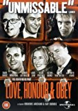 Love, Honour And Obey packshot