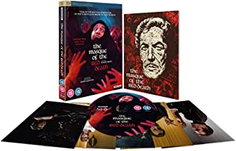 Packshot of The Masque Of The Red Death on Blu-Ray