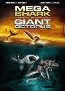Mega Shark Versus Giant Octopus packshot