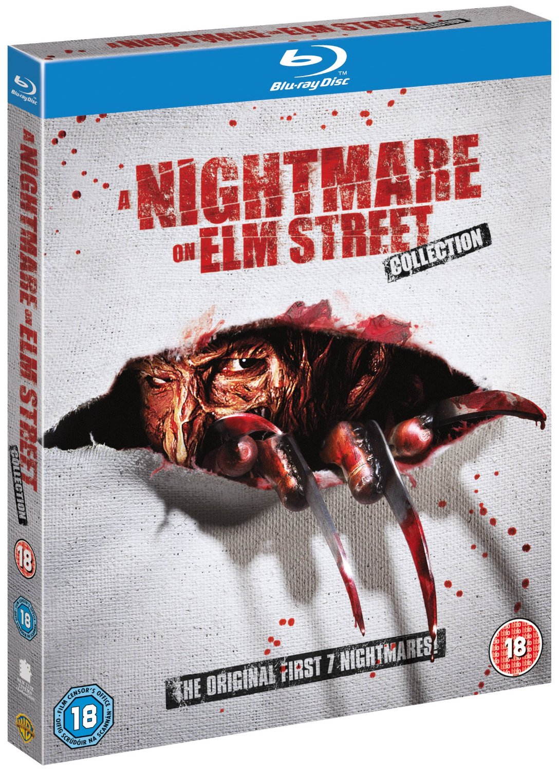 A Nightmare On Elm Street packshot