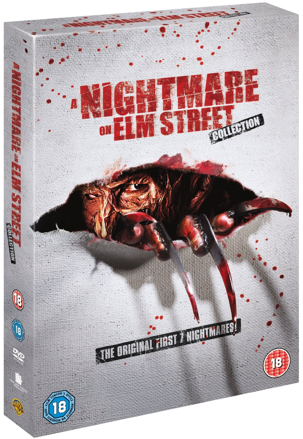 A Nightmare On Elm Street 5: The Dream Child packshot