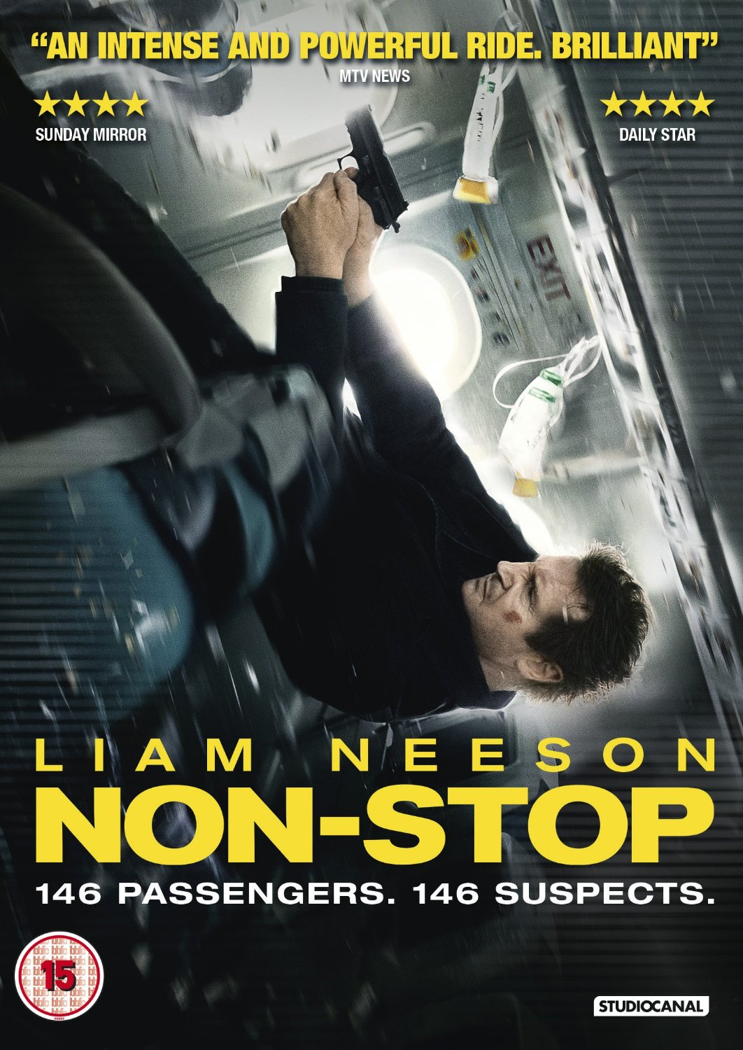 Non-Stop (2014) Movie Review from Eye for Film