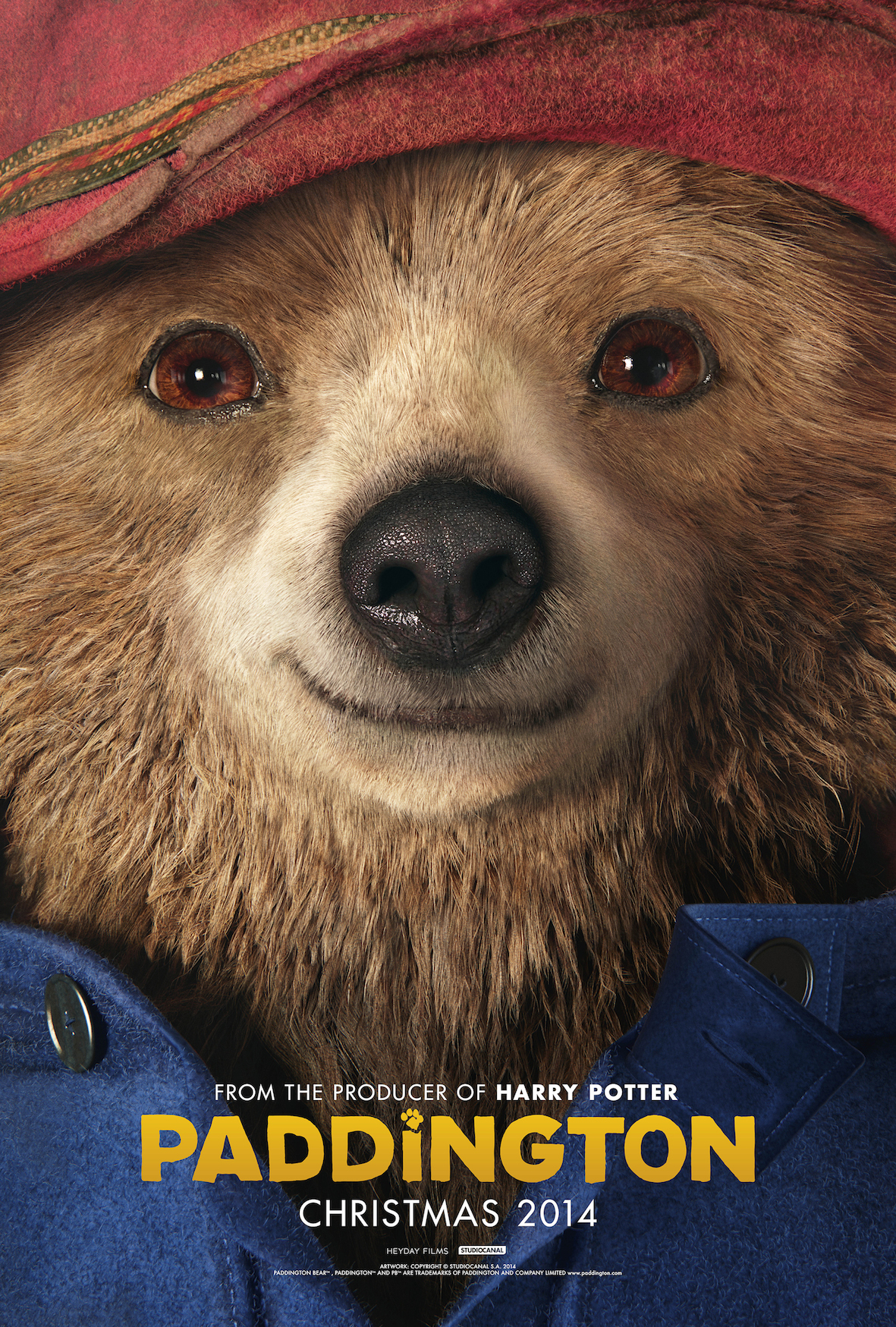 Paddington packshot