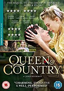 Queen And Country packshot