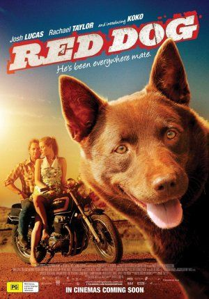 Red Dog packshot
