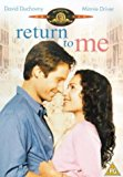 Return To Me packshot