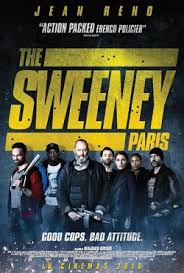 The Sweeney: Paris packshot