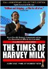 The Times Of Harvey Milk packshot