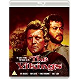Packshot of The Vikings on Blu-Ray