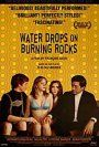 Water Drops On Burning Rocks packshot