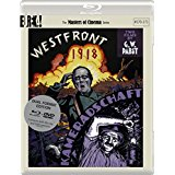 Packshot of Westfront 1918 on Blu-Ray