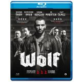 Packshot of Wolf on Blu-Ray