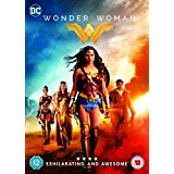 Packshot of Wonder Woman on DVD