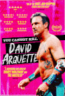 You Cannot Kill David Arquette packshot