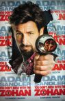You Don't Mess With The Zohan packshot
