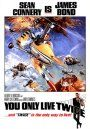 You Only Live Twice packshot