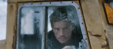 Thomas Haden Church as Bruce inside his snowplow ('one of the four main characters.')